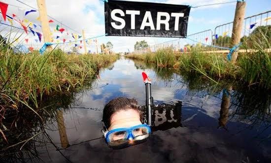 Pass It To Bulis Weird Sports Vol 3 Bog Snorkelling