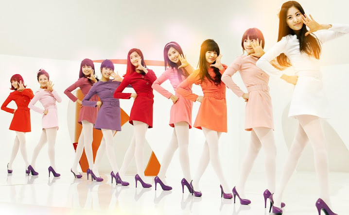 gee girls generation wallpaper. gee girls generation