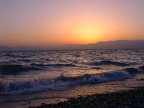 Η ήρεμη θάλασσα σημαίνει πως θα έχεις