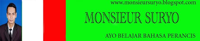 MONSIEUR SURYO