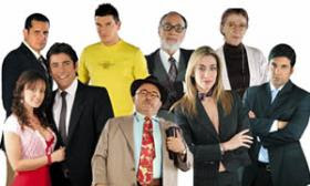 "... se expone la telenovela mexicana ""Hasta que la plata nos separe"