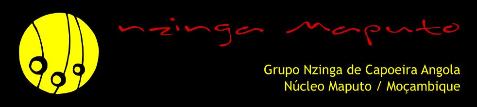Grupo Nzinga de Capoeira Angola - Núcleo Maputo, Moçambique
