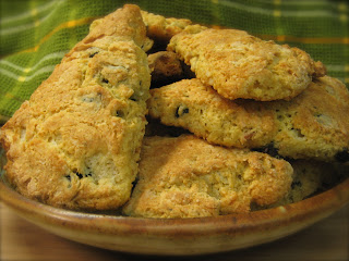 ... : Blueberry Almond Scones (the quest for the perfect scone part 2