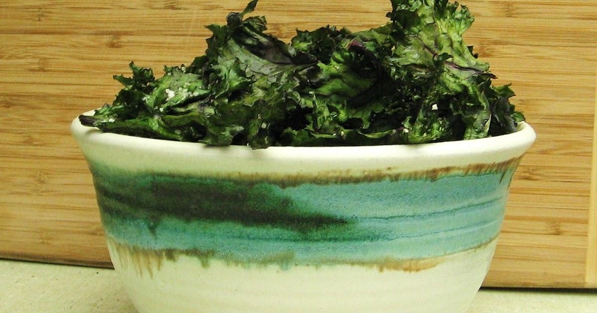 Blueberry Kale Dog Treats