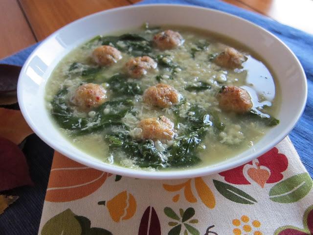 Arctic Garden Studio Italian Wedding Soup