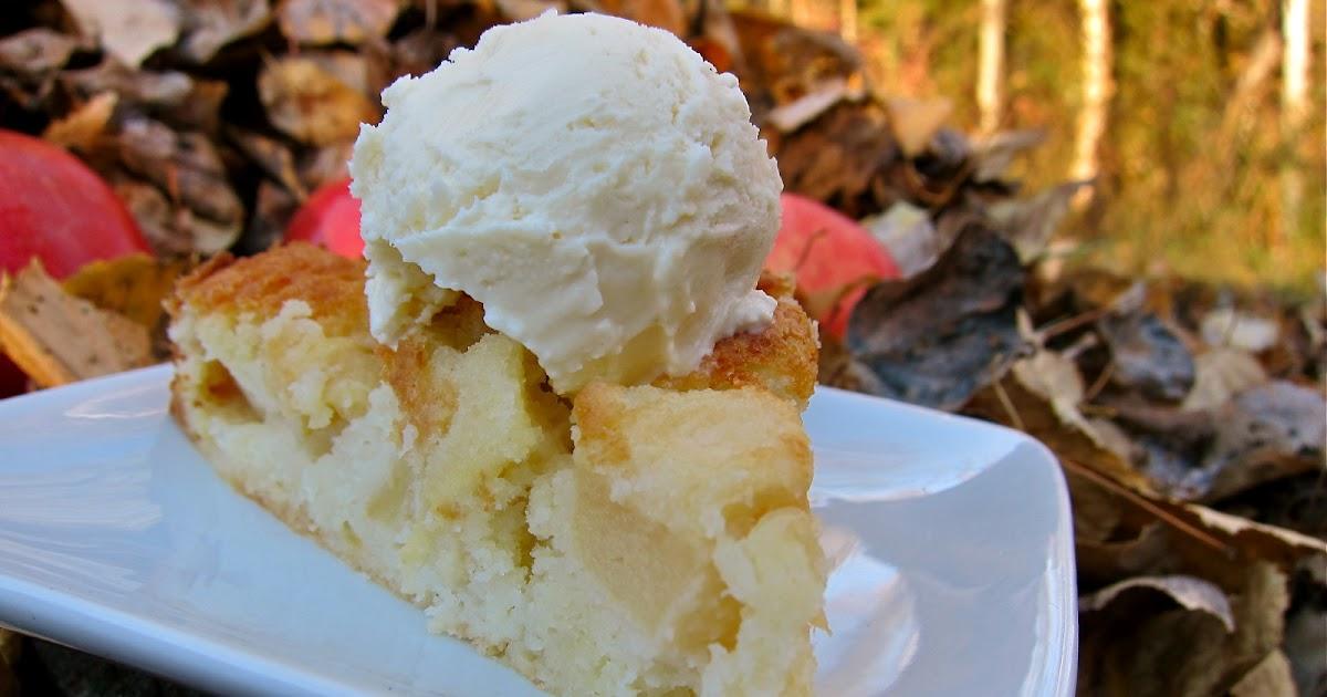 Arctic Garden Studio: Marie-Helene's Apple Cake