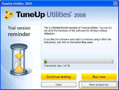 tuneup keygen descargar + 2008