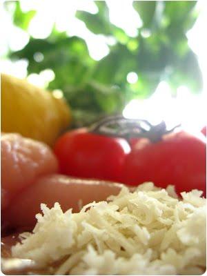 Hähnchen, Sandwich, Pesto, Parmesan, Selbermachen, Rezept, Zutaten, Video