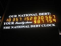 Defeat the Debt.