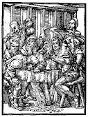 Goliardos in taberna