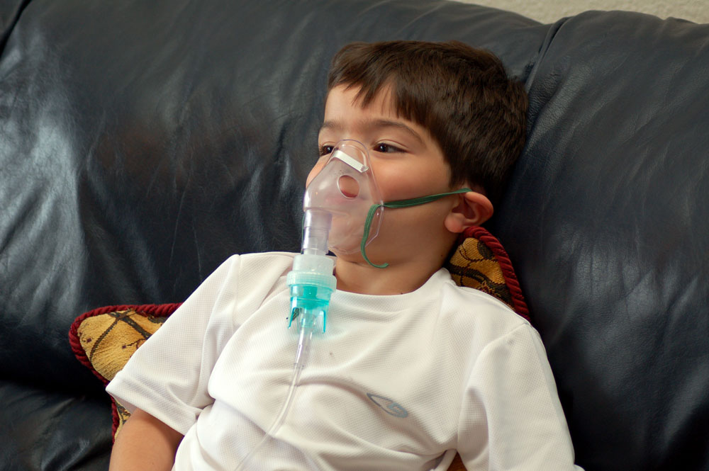 breathing treatment machine parts
