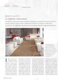 Berto Salotti Blog: Ville e Casali: incontro con Berto Salotti a Roma
