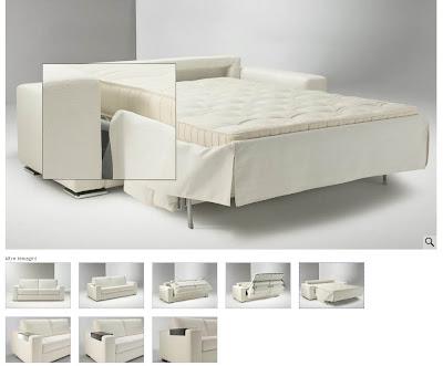 Berto salotti blog il nuovo divano letto adelaide for Divano letto nuovo