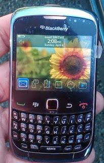 BlackBerry Kepler