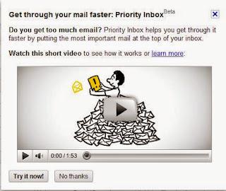 Fitur Baru Gmail
