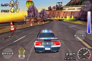 Game Racing Thunder Nexian Journey