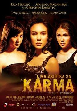 Matakot Ka Sa Karma 2006 Tagalog Movie