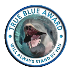 True Blue Award