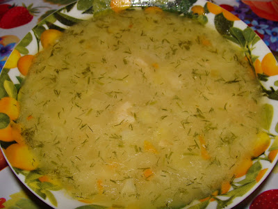 легкие салатики, супики и многое другое.....)