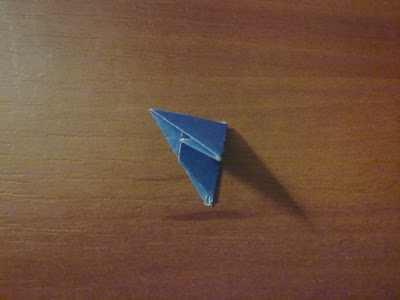 Мастер-класс по изготовлению вазочки в технике оригами