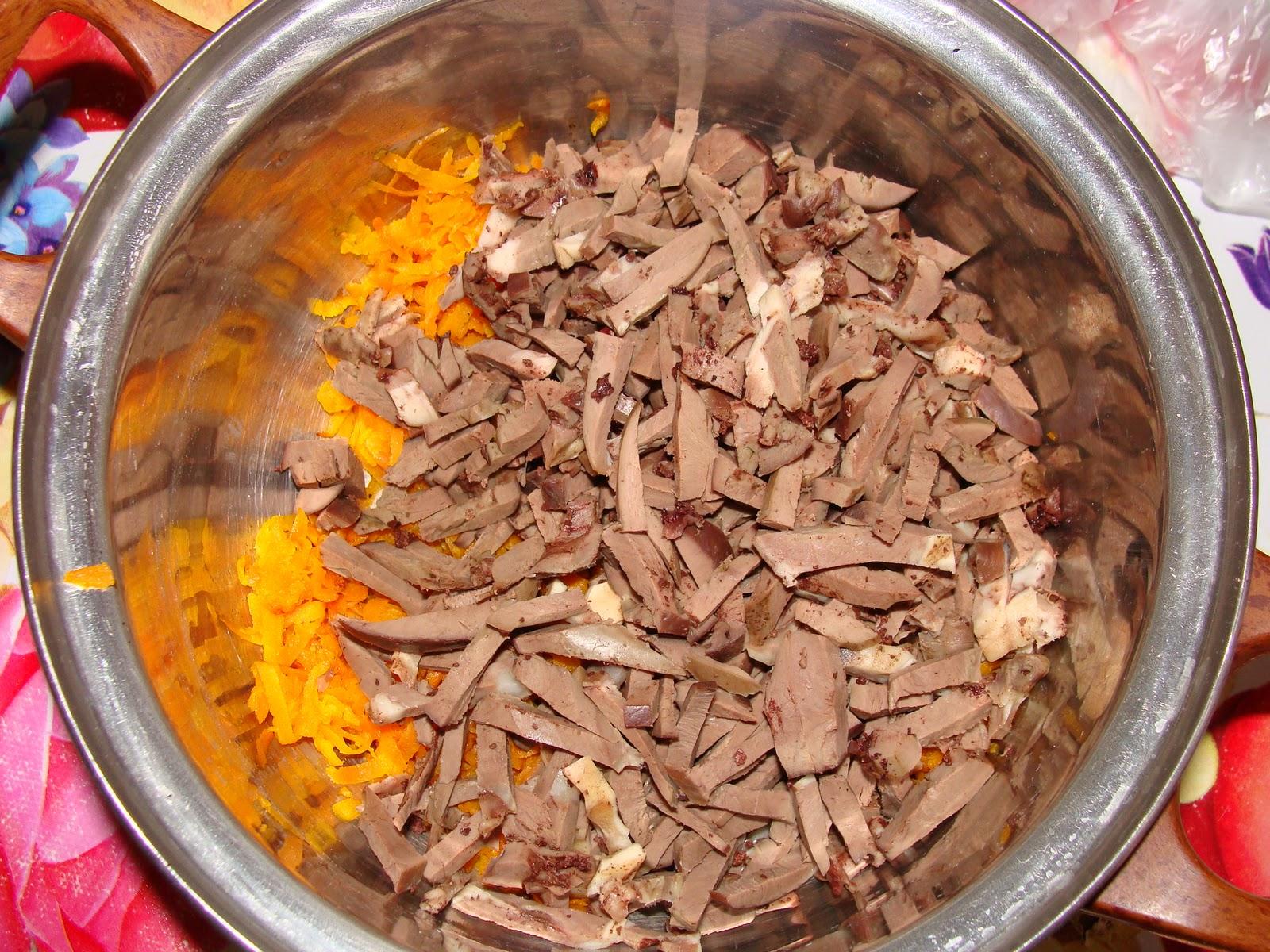 Салат осиное гнездо рецепт