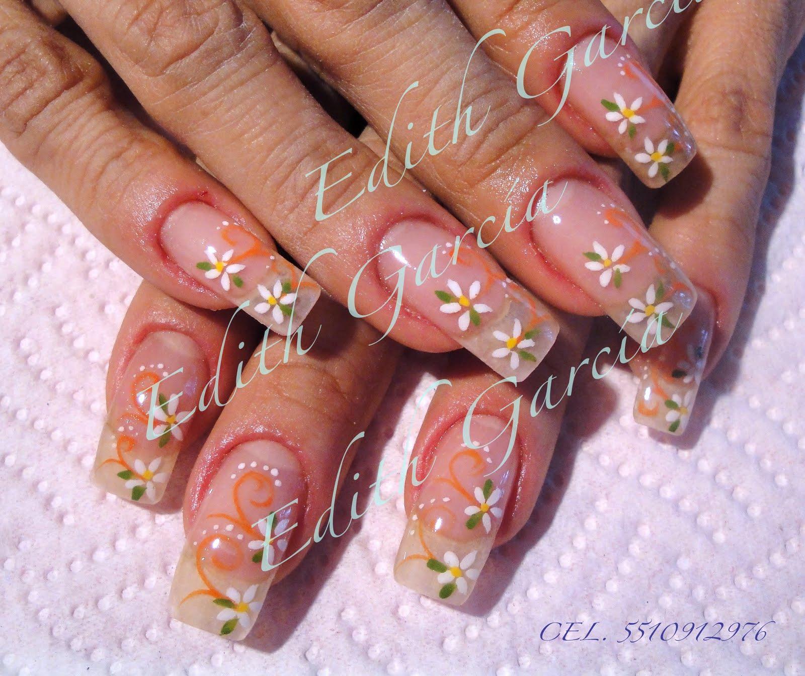 Galeria De Diseños Uñas Bellas: Septiembre 2010