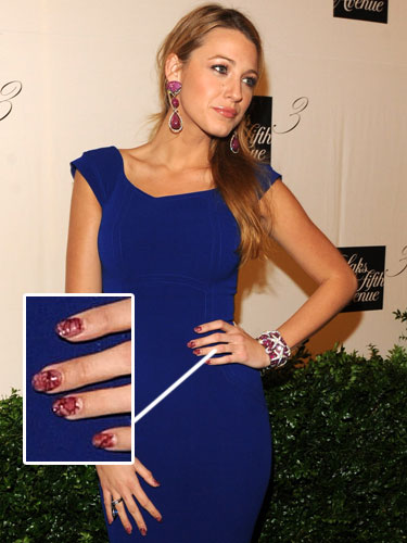 Celebrity Nail Art Ideas