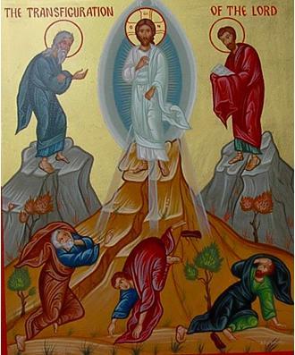 Icono de la Transfiguración