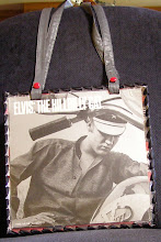 Elvis Album Shoulder Bag