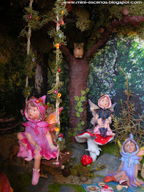 Mi bosque de hadas - My Faeries' Forest