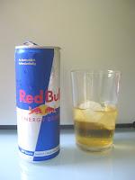 álcool e bebidas energéticas (red bull)