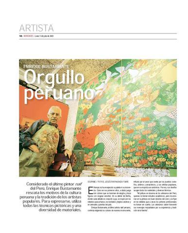 ORGULLO PERUANO - PARTE  1