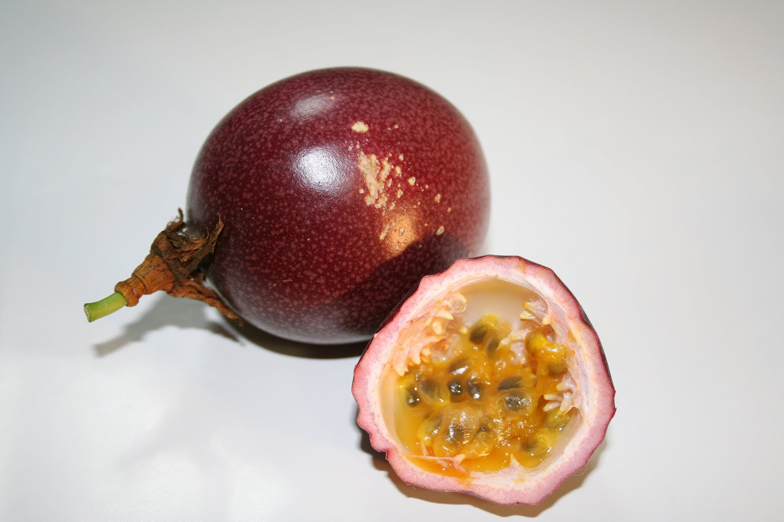 what is passion fruit what is a fruit