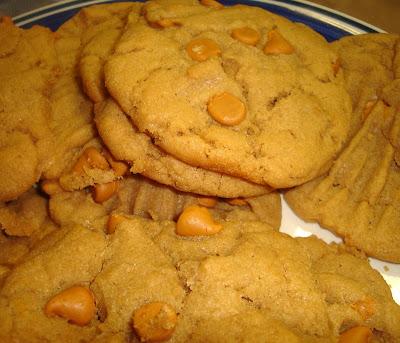 21st Century Urban Pioneers: Peanut Butter Butterscotch Cookies