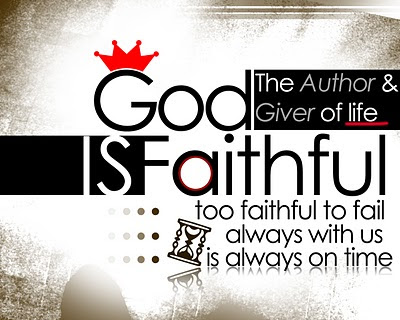 God is faithful to save and will not fail wallpaper on true vine productions