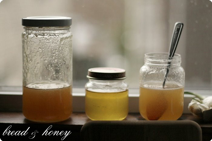 bread & honey : a food blog.