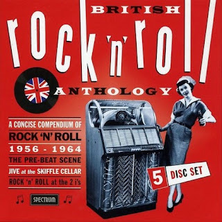 VA - British Rock 'n' Roll Anthology 1956-1964 (5CD)