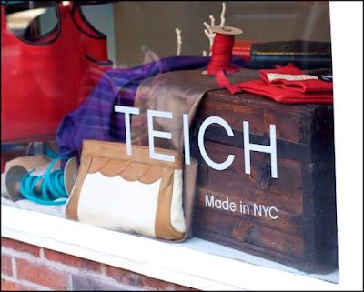 E c c o e c o may 2009 for Teich design new york