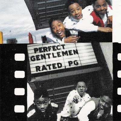 Perfect Gentlemen - Rated PG (1990)