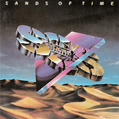 S.O.S. Band - Sands Of Time (1986)