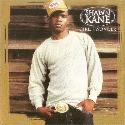 Shawn Kane - Girl, I Wonder (CDS) (2004)
