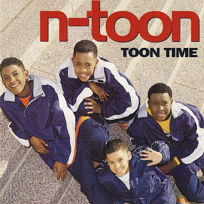 N-Toon - Toon Time (2000)