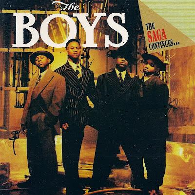 The Boys - The Saga Continues... (1992)