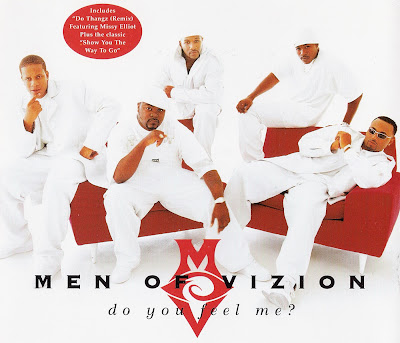 Men Of Vizion - Do You Feel Me (...Freak You) (CDS) (1999)