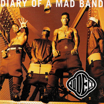 Jodeci - Diary Of A Mad Band (1993)