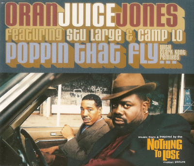 Oran ''Juice'' Jones - Poppin' That Fly... (CDS) (1997)