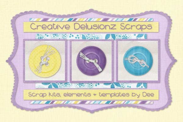 Creative Delusionz Scraps