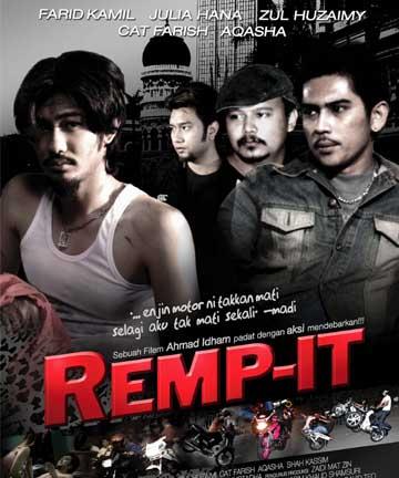Farid Kamil and rempit v3
