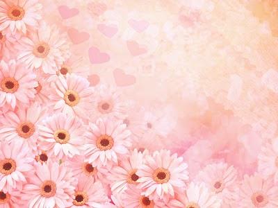 Cvijeće i srca - e-card čestitka za Valentinovo