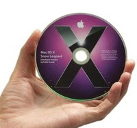 Apple Mac OS X 10.6 - Snow Leopard